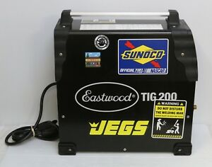 Eastwood Tig 200 Welder