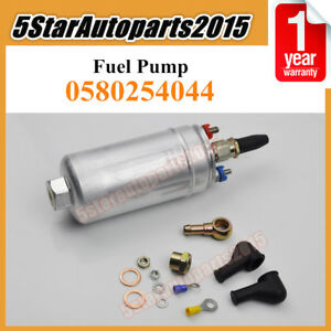 Universal External 044 Inline Fuel Pump 0580254044 300lph Replacement For Bosch