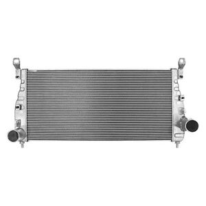 For Chevy Silverado 3500 2001 2005 Apdi Intercooler