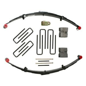 For Toyota 4runner 84 85 5 X 4 5 Softride Front Rear Suspension Lift Kit