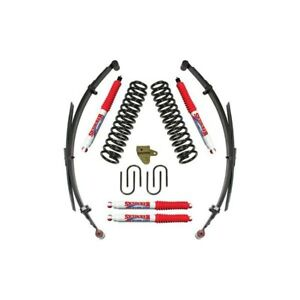 For Jeep Cherokee 91 01 Suspension Lift Kit 3 X 2 Sport Coil Spring Front