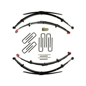 For Toyota 4runner 84 85 5 X 6 Softride Front Rear Suspension Lift Kit
