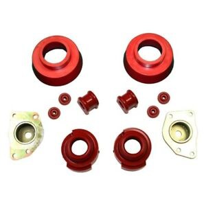 For Jeep Liberty 08 12 Coil Spacer Lift Kit 2 5 X 2 Polyurethane Value Front