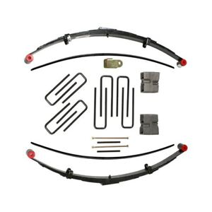 For Toyota 4runner 84 85 7 X 6 5 Softride Front Rear Suspension Lift Kit