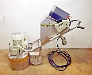 Concrete Grinder 28 Sti Prep master Electric Concrete Polisher 2807