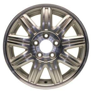 Chrysler Town Country 2004 2005 2006 2007 16 Oem Replacement Rim Wv25pakaa A