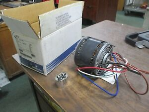 Emerson Direct Drive Blower Motor Ka55hxsnc 2350 1 3hp 1075rpm 208 230v 2 4a 1ph