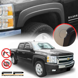 07 13 Silverado 1500 Short Bed Fleetside Factory 5 8 Oe Style Fender Flares Set