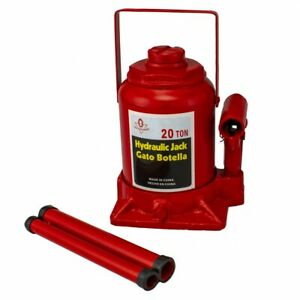 20 Ton Low Profile Hydraulic Jack Automotive Shop Lift Tools