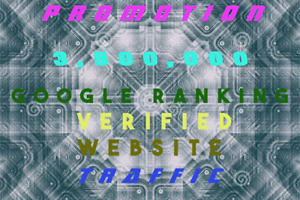 Promotional Deal 3 500 000 Views For Your Website Real Web Traffic