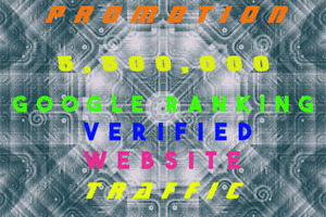 Promotional Deal 5 500 000 Views For Your Website Real Web Traffic