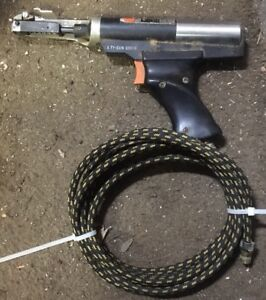Thomas Betts Ty rap Tr 226 Tie Wrap Gun Cable Tie Installation Tool
