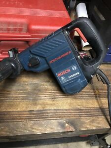 Bosch Hammer Drill Sds plus 11236vs Corded Rotary pps012130