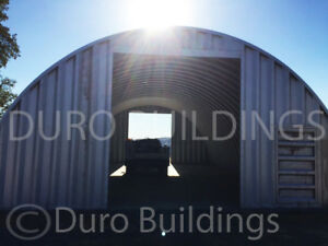 Durospan Steel 41x60x16 Metal Building Ag Maintenance Structures Factory Direct