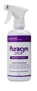 Mck Puracyn Plus Wound Irrigation Solution 16 Oz