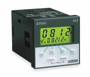 Crouzet 88857406 Industrial Control System Timer 812