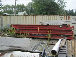 Fairbanks Tractor Trailer Truck Scale Weigh Station