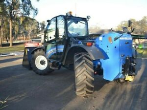 New Holland Lm742 Telehandler