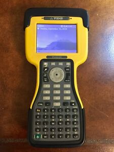 Trimble Tds Ranger With Survey Pro Max Bluetooth 520mhz Data Collector Tsc2