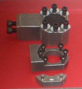 For Grizzly G0704 Mill X y z Axis Ballnut Mounts Needed For Cnc Conversion