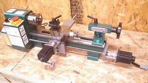 Cnc Lathe Conversion Kit For The Grizzly harbor Freight lms sieg 7x10 14 Lathe