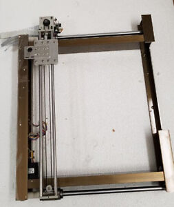 Used 300x200 Xy Stage Table Bed For Diy Co2 Laser Machine