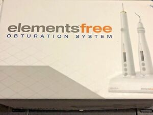 Sybron Endo Elements Free Obturation System Used Backfill And New Downpack