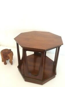 Broyhill Brasilia Eames Style Mid Century Modern Eames End Side Table