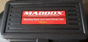 Maddox Bearing Race And Seal Driver Set Md10 1