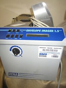 Rena Imager 1 5 Address Envelope Postcard Printer Works Fine