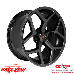 Race Star 15x10 95 510254bc For 93 02 Camaro 04 06 Gto 95 Recluse Blk Chrome
