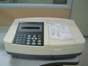 Pharmacia Biotech Ultrospec 2000 Uv visible Spectrophotometer