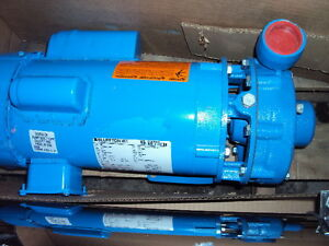 Goulds Water Technology 2bf22012 Pump Centrifugal 2 Hp 115 230 V c Iron