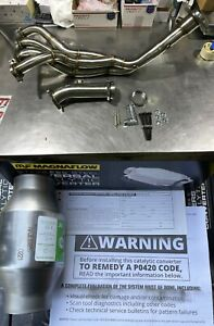 1320 Performance Rsx Tri Y Race Header Dc5 K20a2 Type S Also Fit Ep3 Blemish