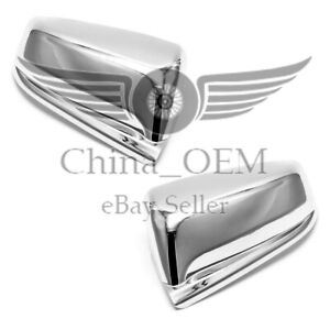 For 2013 2015 Chevrolet Malibu Chrome Mirror Covers