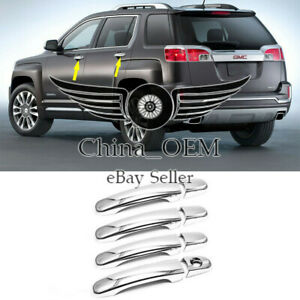 For 2010 2011 2012 2013 2014 2015 20162017 Gmc Terrain Chrome Door Handle Covers