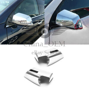For 2009 2017 Chevrolet Traverse Chrome Mirror Covers