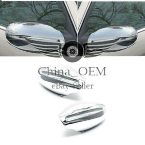 For 2002 2006 Nissan Altima Chrome Mirror Covers