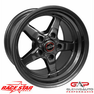 Race Star 17x9 5 92 795252g 2010 5th 6th Gen Camaro 92 Bracket Racer Gray