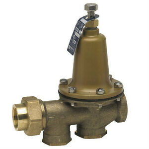 Watts Lf 25aub Z3 3 4 Pressure Reducing Valve New