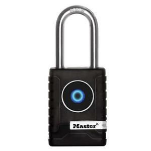 Master Lock Bluetooth Outdoor Padlock Lock 4401dlh Weather Resistant