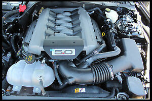 48k 2015 2017 Ford Mustang Gt Coyote 5 0 Engine Automatic Auto Trans 6r80 Kit