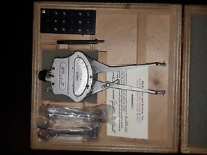Interapid 375 6 0 Inch Bore groove Gauge Free Shipping