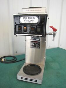 Bunn o matic Stf 35 2 Upper 1 Lower Warmer With Faucet