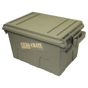 MTM ACR718  Ammo Crate Utility Box 890 Army Green