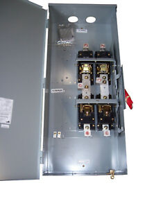 Midwest Gs1404b01ul 400 Amp Double Generator Transfer Switch