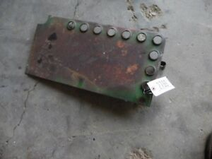 John Deere 30 Series Tractor Left Battery Box Cover Step Tag 2699