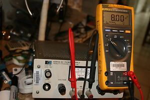 Fluke 177 True Rms Multimeter Calibrated