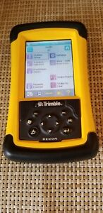 Trimble Recon Data Collector Survey Pro For Trimble Tds Topcon Instruments
