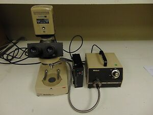 Ram Optical Instruments Roi Video Microscope Systems Fm54
